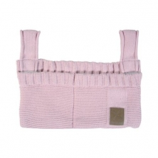 Kidsmill Knitted Pink Storage Bag