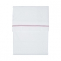 Kidsmill Knitted Pink Sheets for Cot Bed