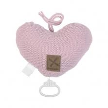 Kidsmill Knitted Pink Music Box