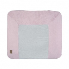 Kidsmill Knitted Pink Changing Mat Cover Small