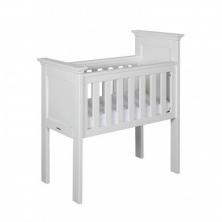 Kidsmill Savona Crib without Cross-White