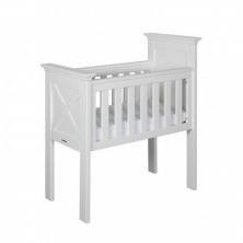 Kidsmill Savona Crib with Cross-White