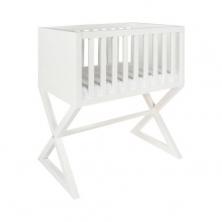 Kidsmill Lisa Crib-White
