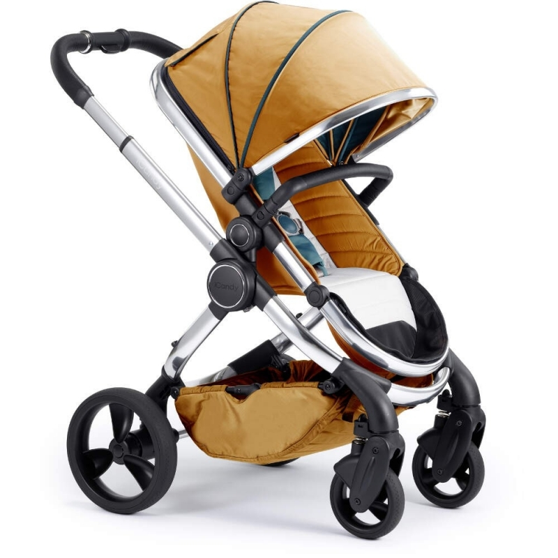 iCandy Peach Chrome Stroller-Nectar (New)
