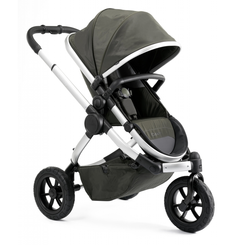 iCandy Peach All Terrain Combo Stroller-Forest