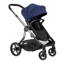 iCandy Orange Pushchair & Carrycot-Indigo (New)