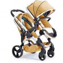 iCandy Peach Satin Blossom Pushchair-Nectar (New 2019)