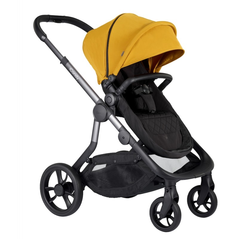 iCandy Orange Pushchair & Carrycot-Harvest*