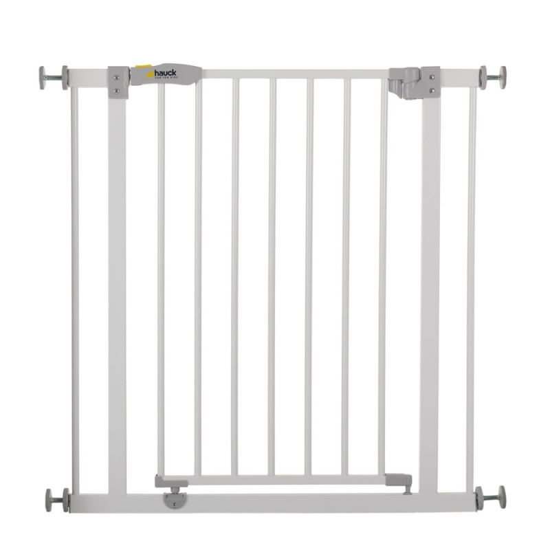 Hauck Open n Stop Safety Gate-White