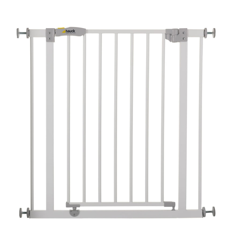 Hauck Open n Stop Safety Gate-White (New 2018)