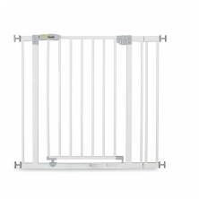 Hauck Open n Stop Safety Gate +9cm Extension-White (2020)