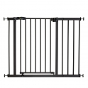 Hauck Close n Stop Safety Gate +21cm Extension-Charcoal (New 2018)