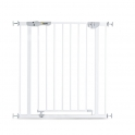 Hauck Auto Close n Stop Safety Gate-White (New 2018)