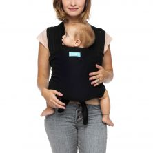 Moby Fit Hybrid Carrier-Black