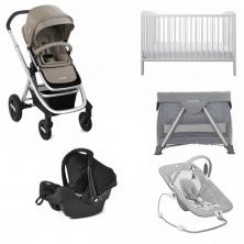 Joie/Nuna Everything You Need Bundle
