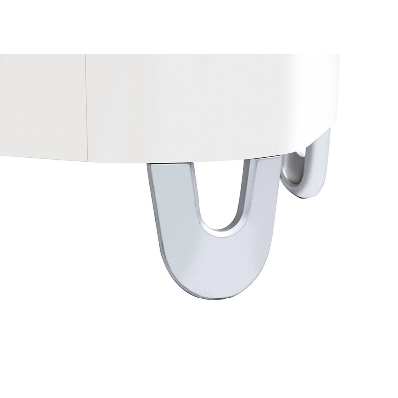 Gaia Serena Junior Bed Extension-White