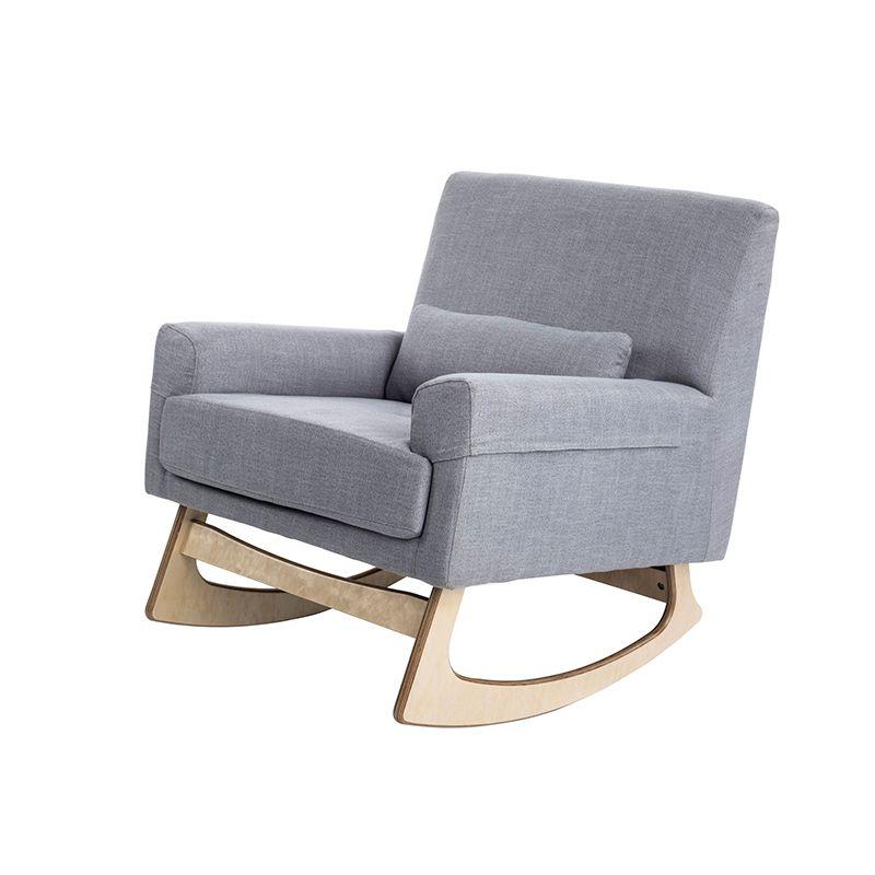 Image of Gaia Serena Rocking/Feeding Chair-Dove
