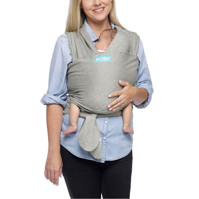 Moby Classic Wrap-Gray