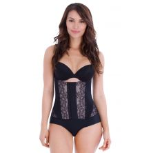 Belly Bandit Mother Tucker Corset-Lace Black