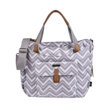BabaBing Roma 2 Changing Bag-Chevron