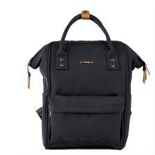 BabaBing Mani Backpack Changing Bag-Black