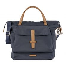 BabaBing Erin Tote Changing & Hospital Bag-Navy