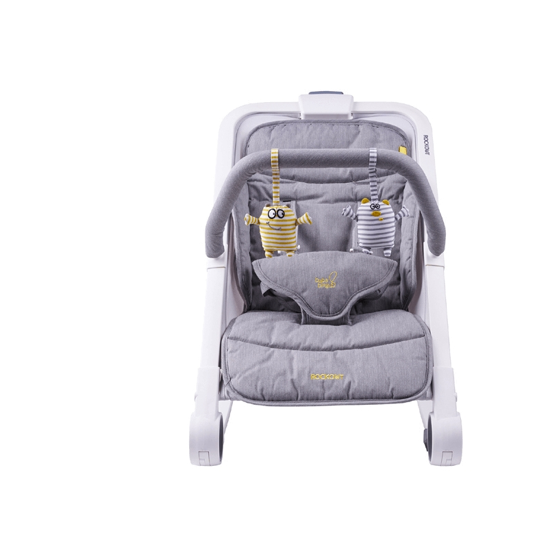 BabaBing RockOut Rocker 2-Grey Marl