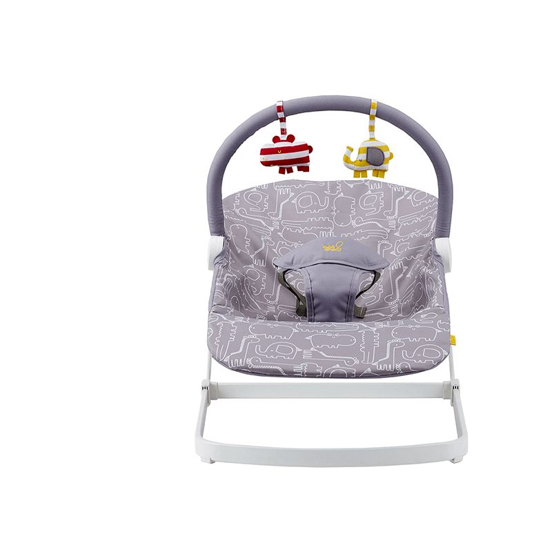BabaBing Float Baby Bouncer-Jungle Animals