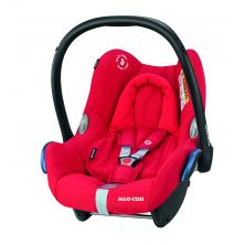 Maxi Cosi Rock I-SIZE Group 0+ Car Seat-Nomad Red (NEW 2019)
