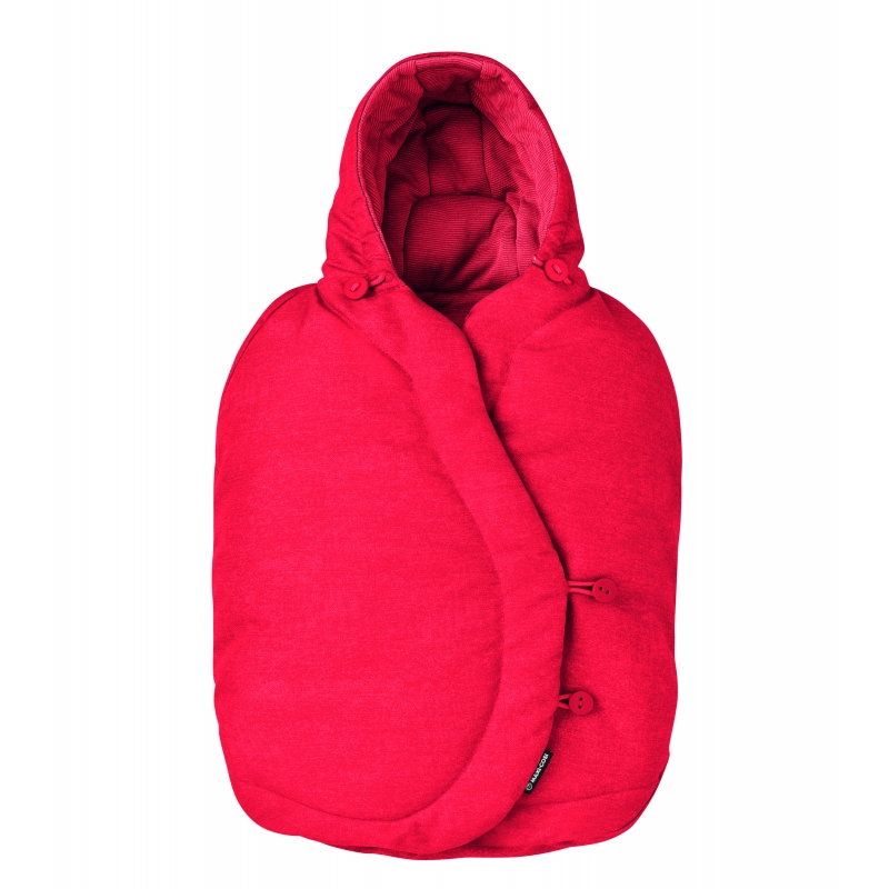 Maxi Cosi Infant Carrier Footmuff-Nomad Red (NEW 2019)