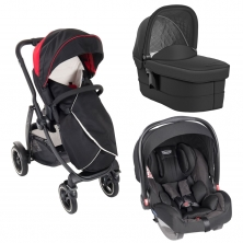 Twin & Triple Pushchairs
