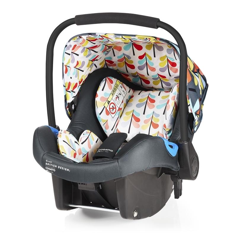Cosatto Port 0+ Car Seat-Nordik (New)