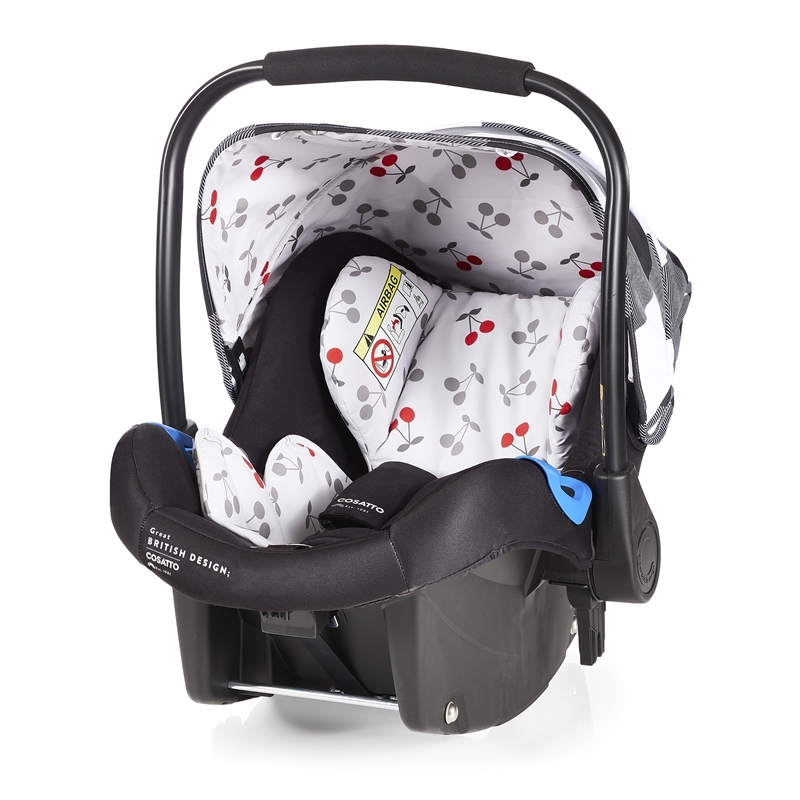 Cosatto Port 0+ Car Seat-Mademoiselle (New)