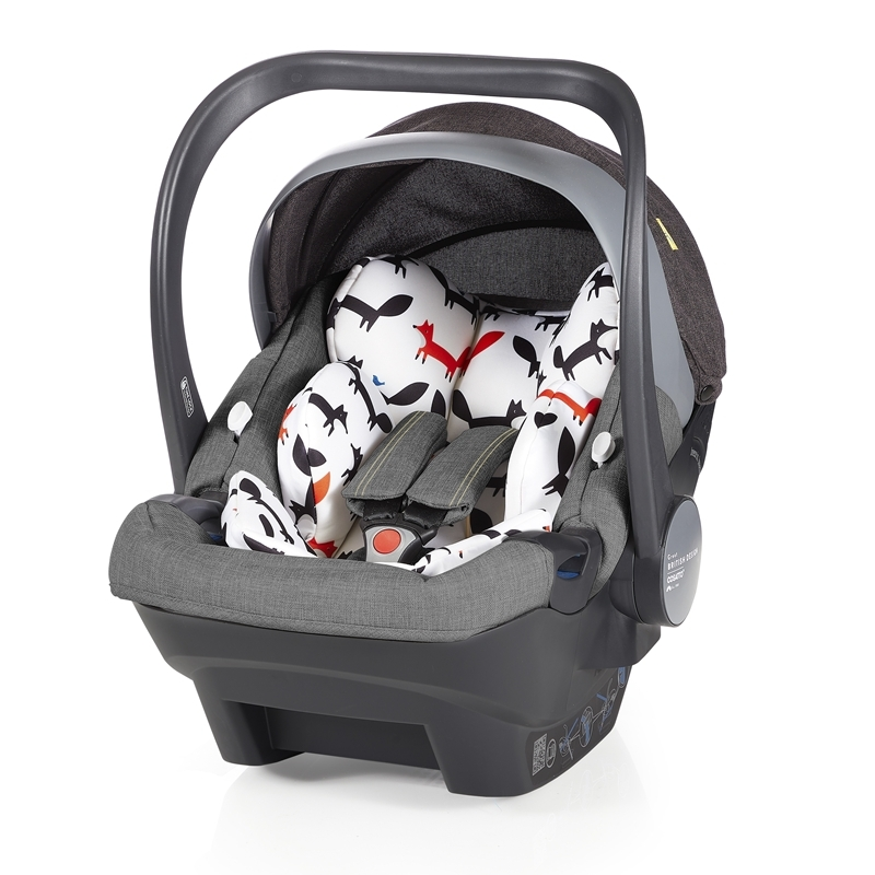 Cosatto Dock I-Size Group 0+/1 Car Seat-Mister Fox (New 2018)