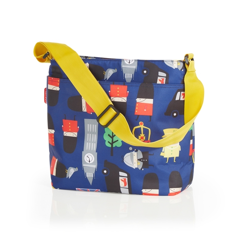 Cosatto Supa Change Bag-Britpop