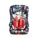 Cosatto Hubbub (5 Point Plus) 1/2/3 ISOFIX Car Seat-Britpop (New)