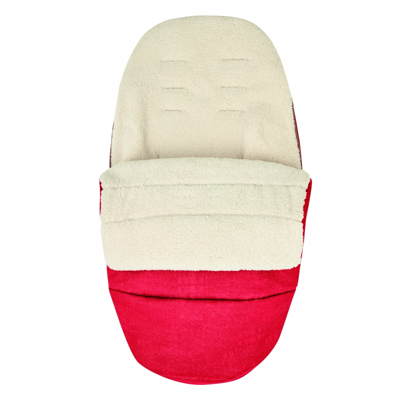 Maxi Cosi 2in1 Winter Footmuff-Nomad Red (NEW 2018)