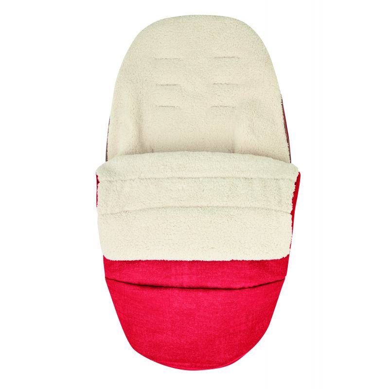 Maxi Cosi 2in1 Winter Footmuff-Nomad Red (NEW 2019)