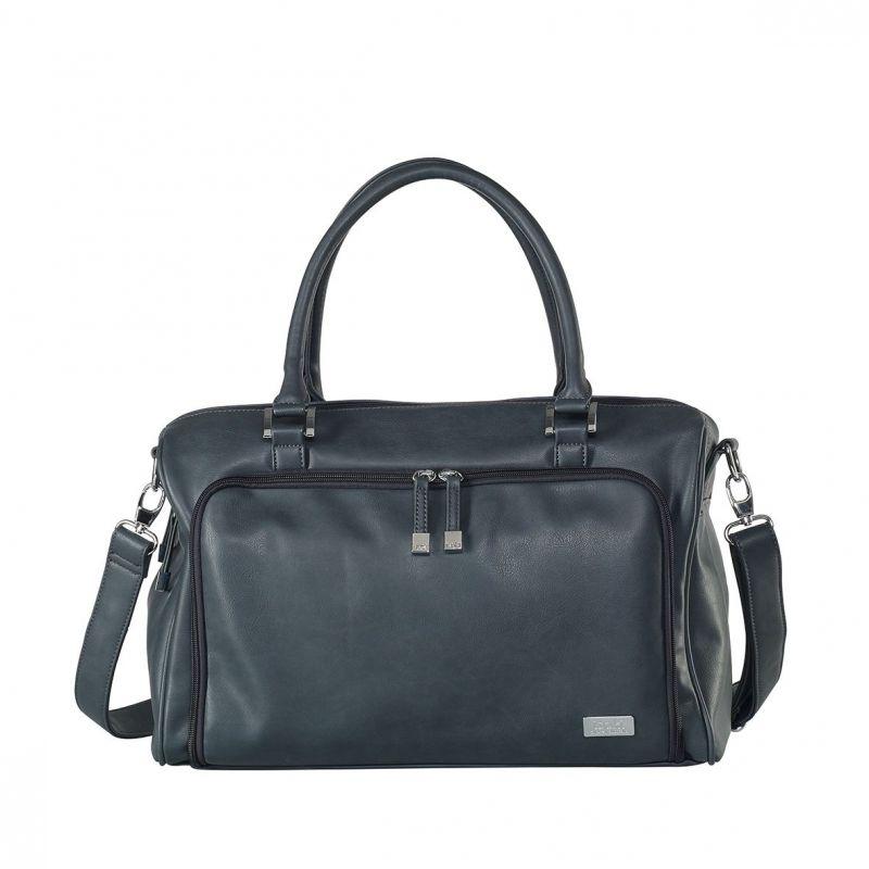 Isoki Double Zip Satchel Changing Bag-Balmain