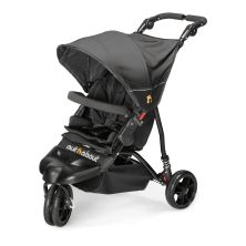 Out n About Little Nipper Stroller-Jet Black