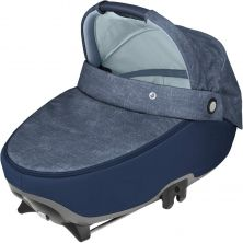 Maxi Cosi Jade Car Safety Cot-Nomad Blue (NEW 2019)