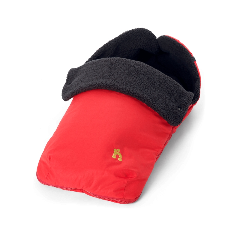 Out n About V3 Footmuff-Carnival Red