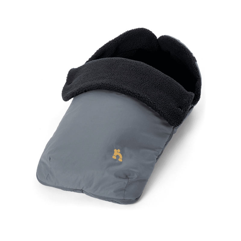 Out n About V3 Footmuff-Steel Grey
