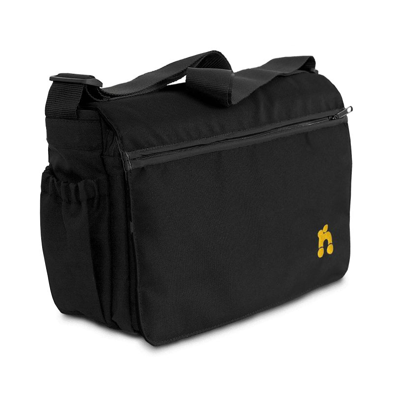 Out n About Changing Bag-Raven Black