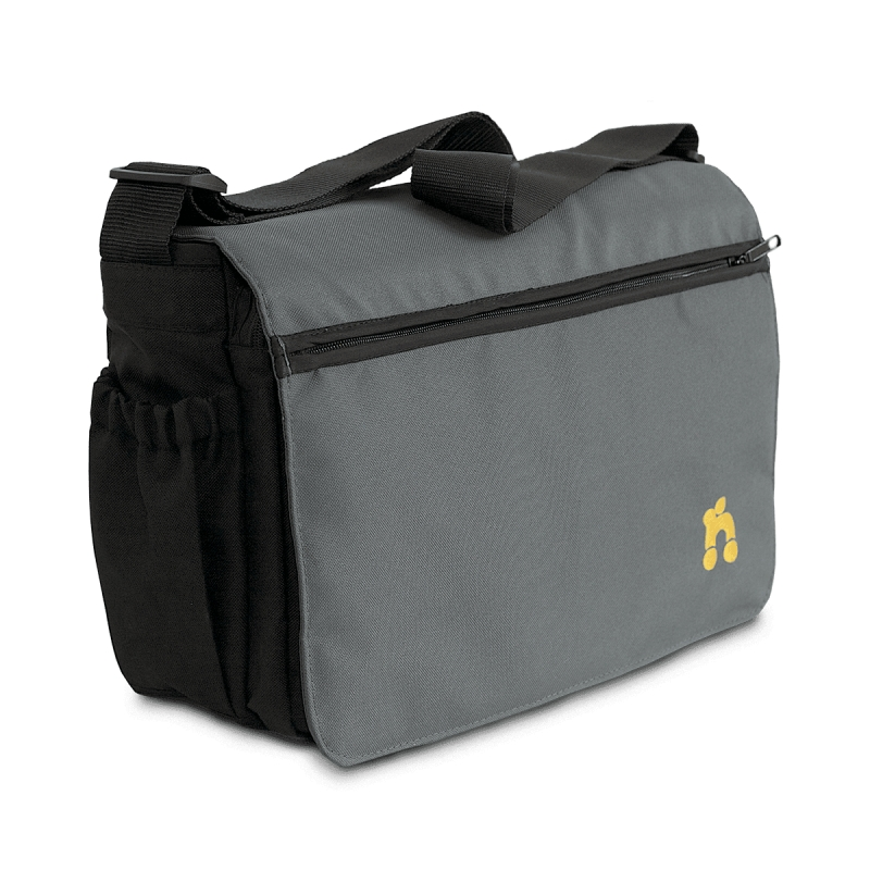 Out n About Changing Bag-Steel Grey