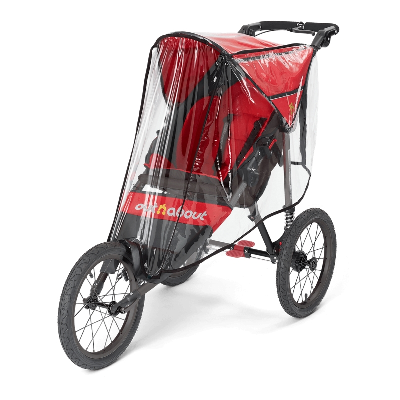 Out n About Nipper Single Sport Rain cover