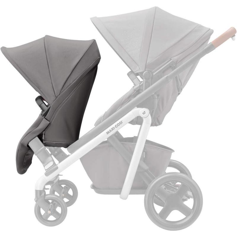 Maxi Cosi Lila Duo Seat Unit-Nomad Grey (NEW 2019)