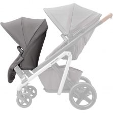 Maxi Cosi Lila Duo Seat Unit-Nomad Grey (NEW 2019)