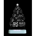Aloka Multi Coloured Children's Night Light-Christmas Tree