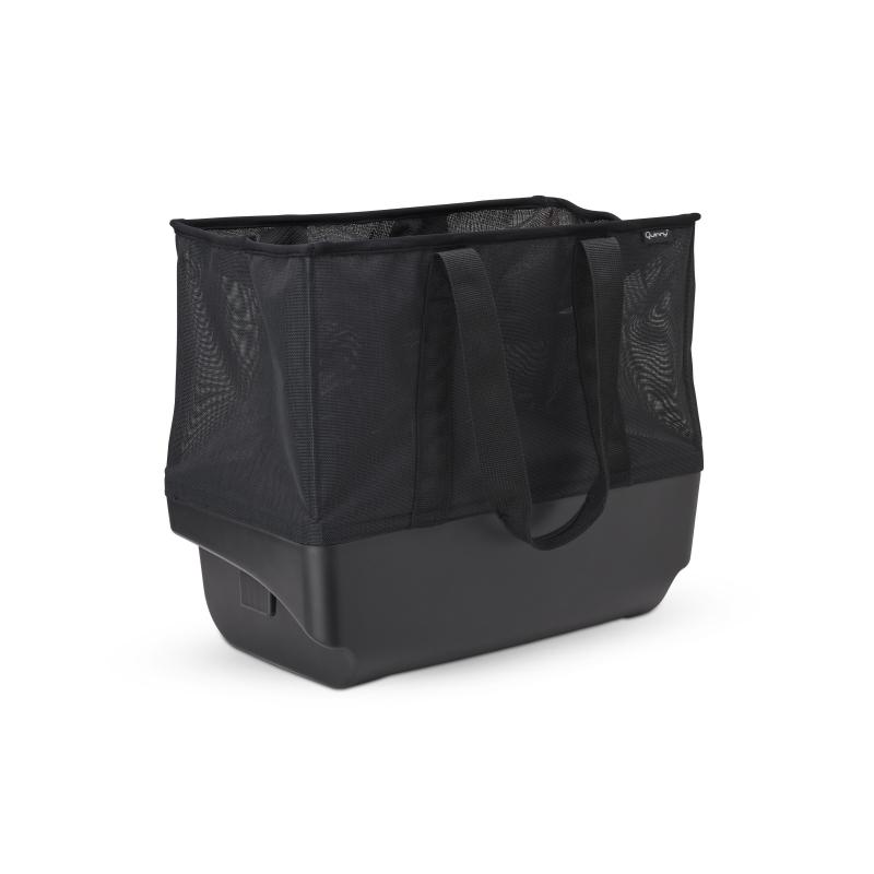 Quinny Hubb XXL Shopping Basket-Black